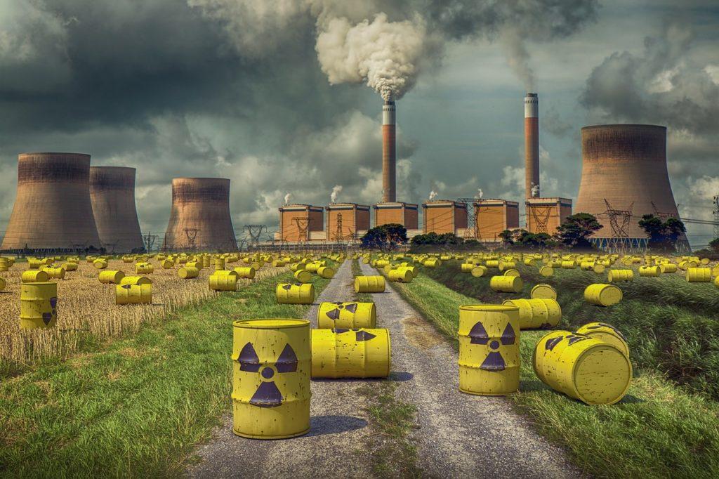 energía térmica contaminación