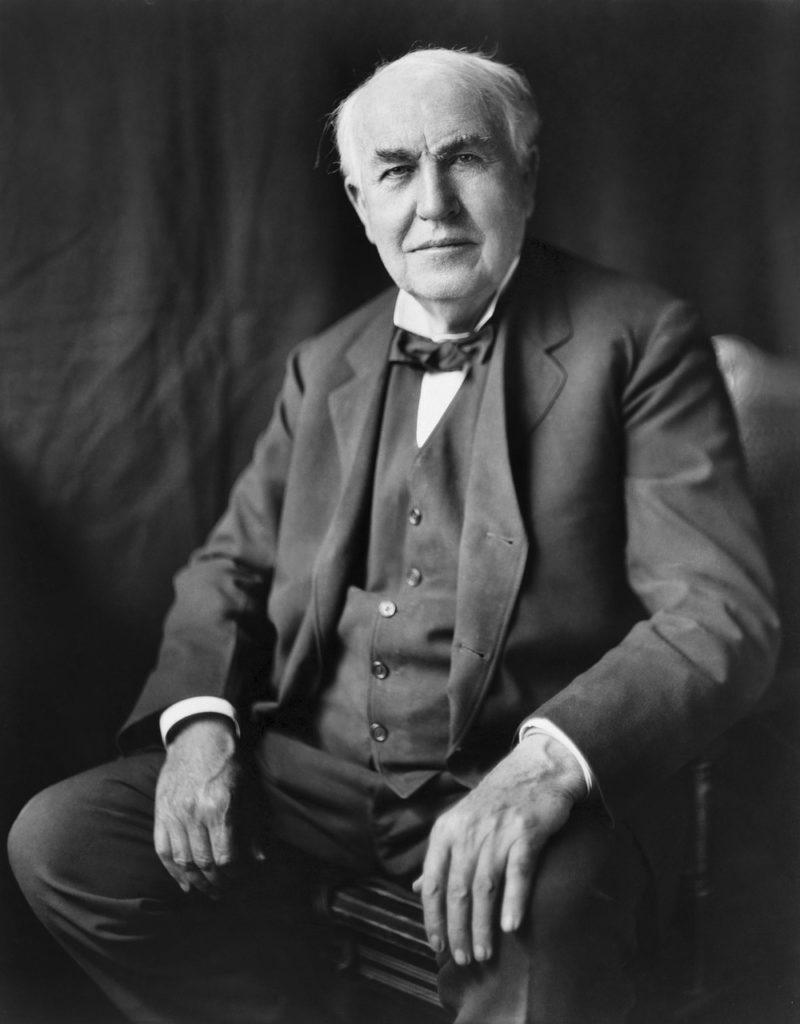 Edison energía eléctrica