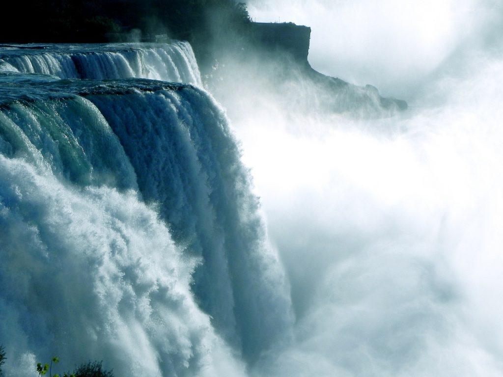 niagara energía hidráulica
