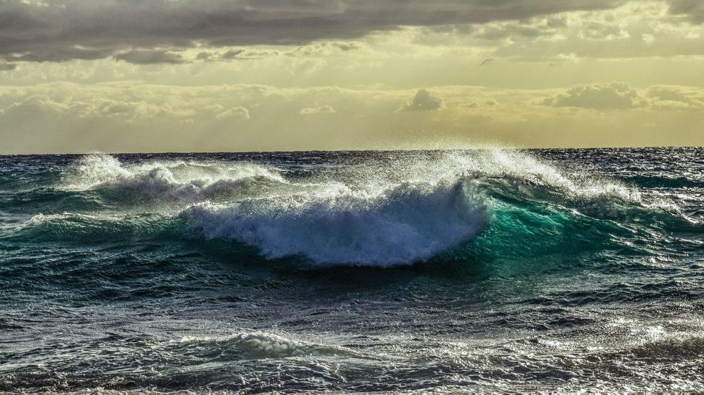 energía de las olas cómo funciona