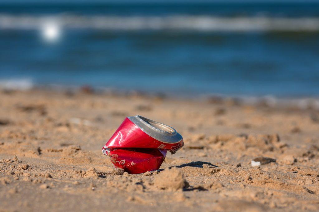 contaminación del mar porqué se produce
