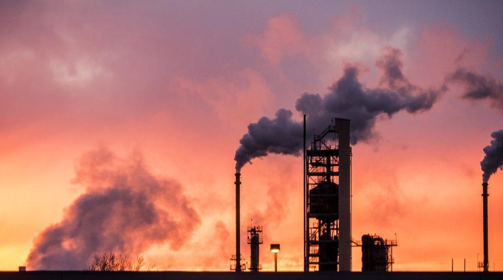 daño ambiental del petróleo