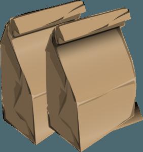 bolsas de papel contaminación del mar