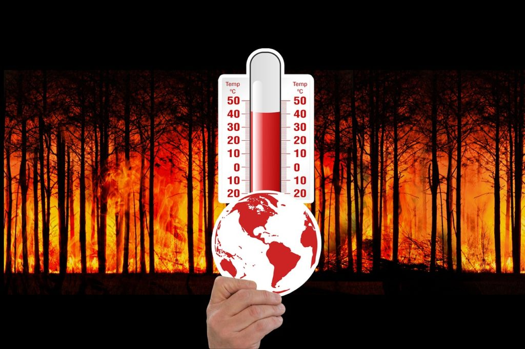 aumento temperaturas cambio climático