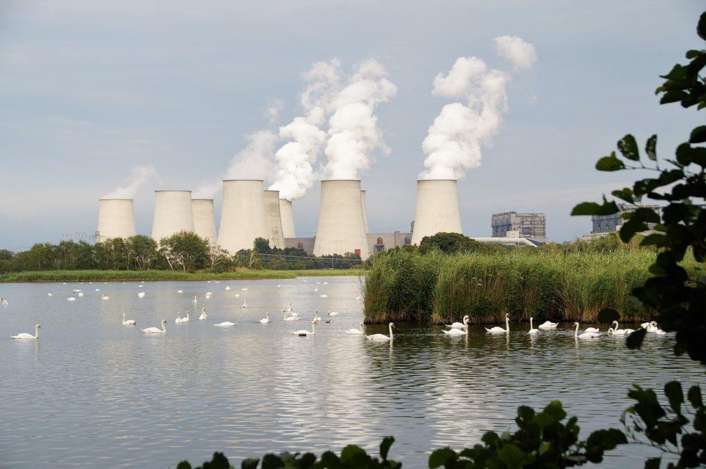 cómo funcionan las centrales térmicas