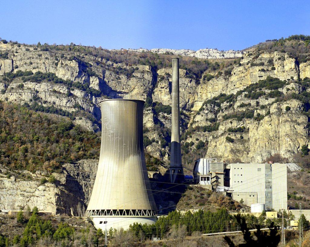 qué son las centrales térmicas