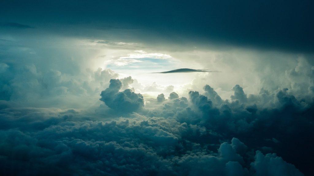 atmósfera cielo contaminación