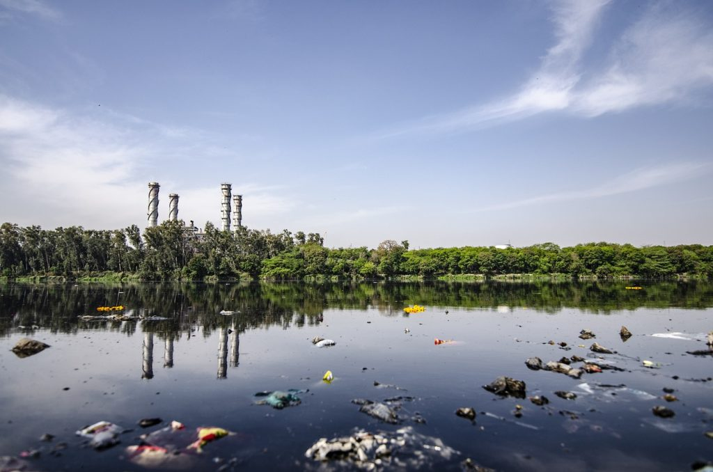 contaminación desalinización