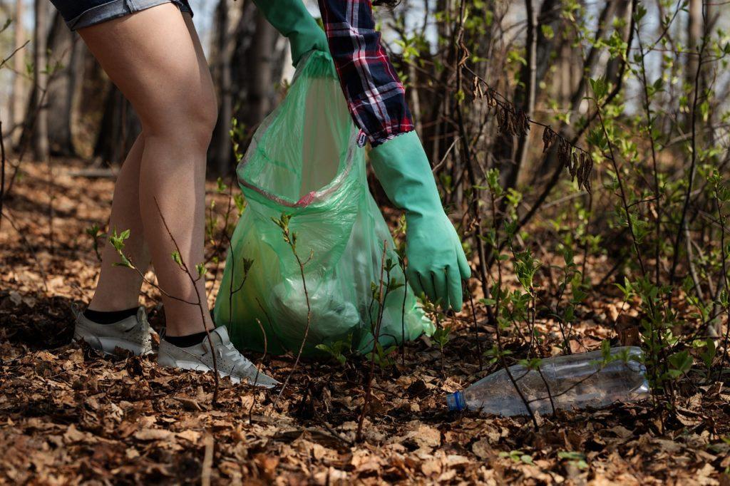 evitar la contaminación del plástico