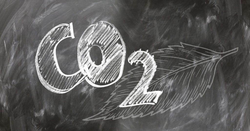dioxido de carbono y gas natural