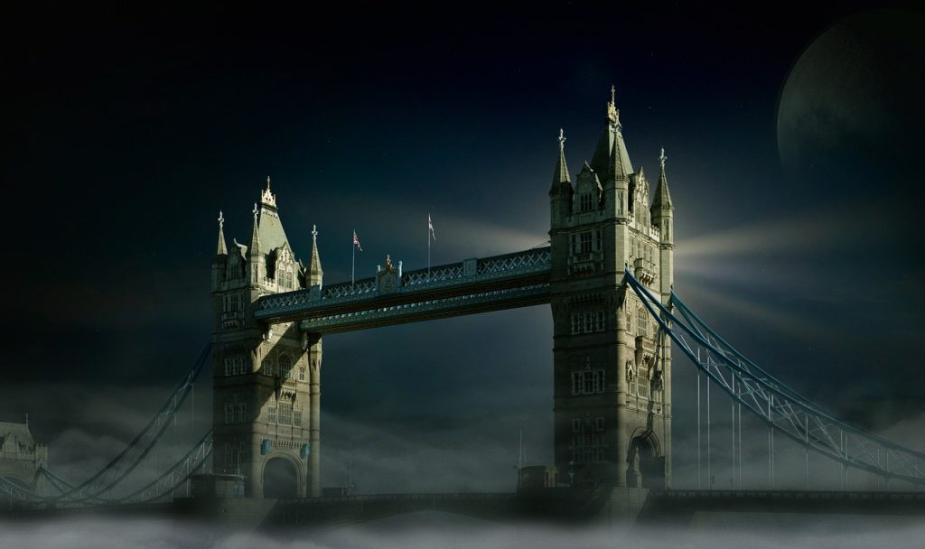 contaminación atmosférica en londres