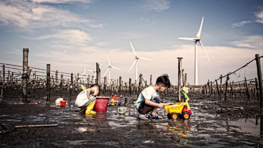 contaminación agua niños y ancianos