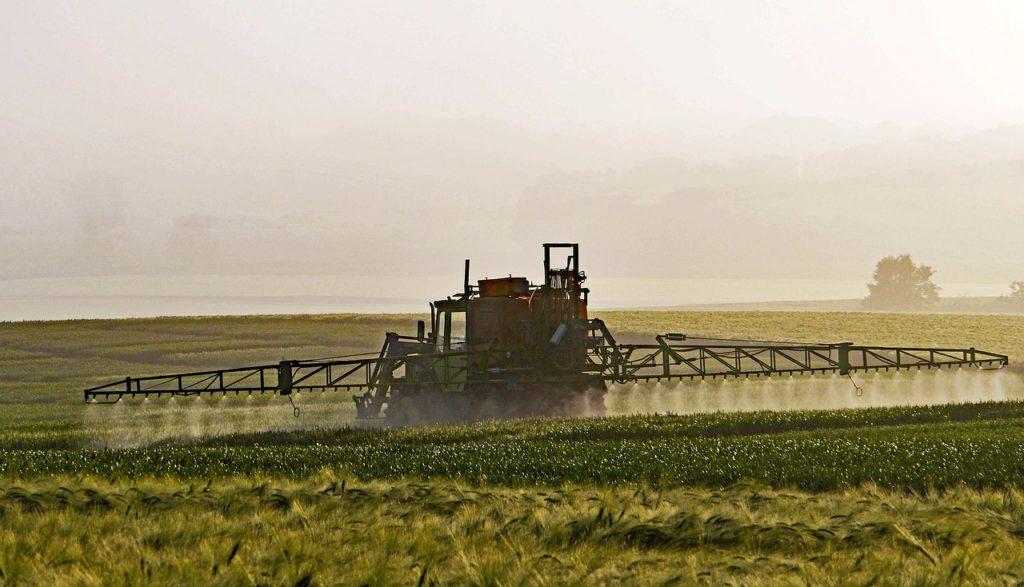 Pesticidas contaminación de los suelos