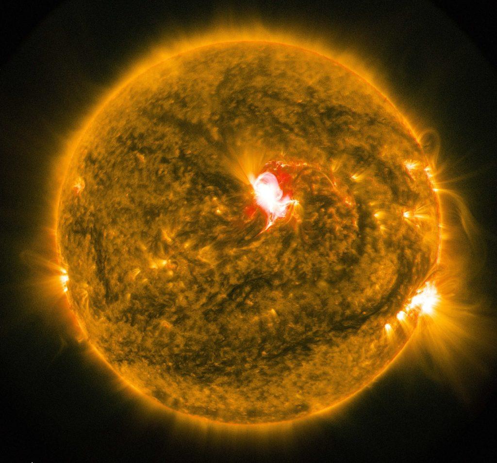 radiación solar factores