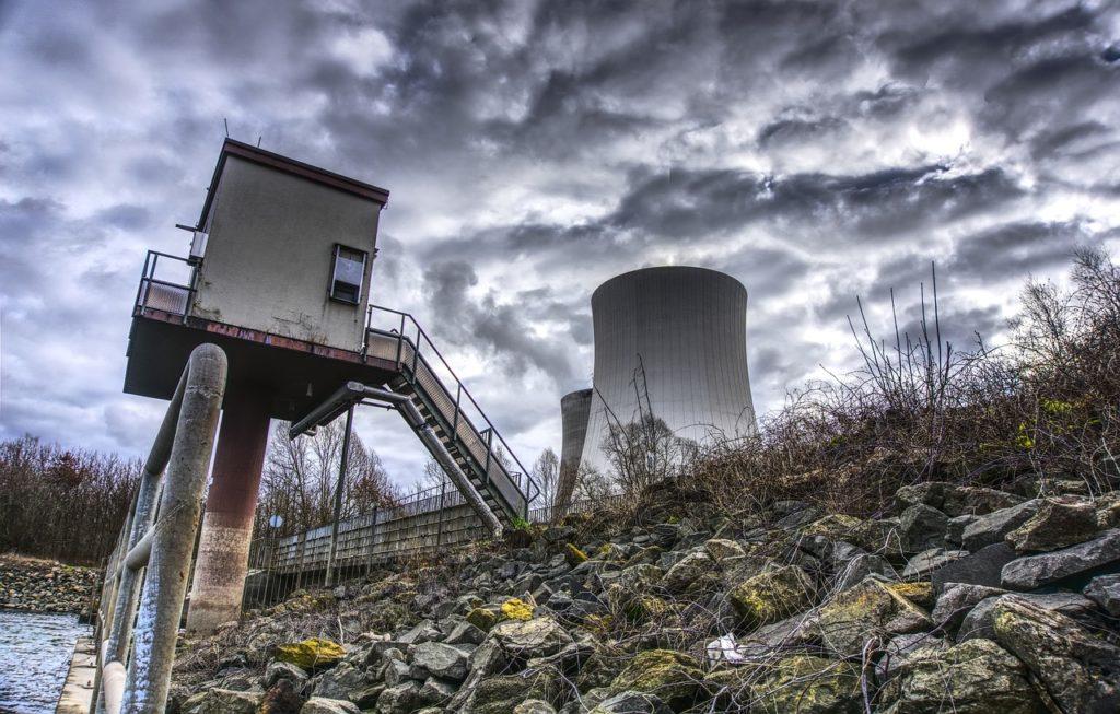 seguridad de la central nuclear