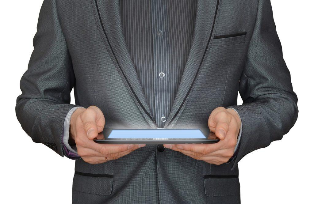 tablet y contaminación lumínica