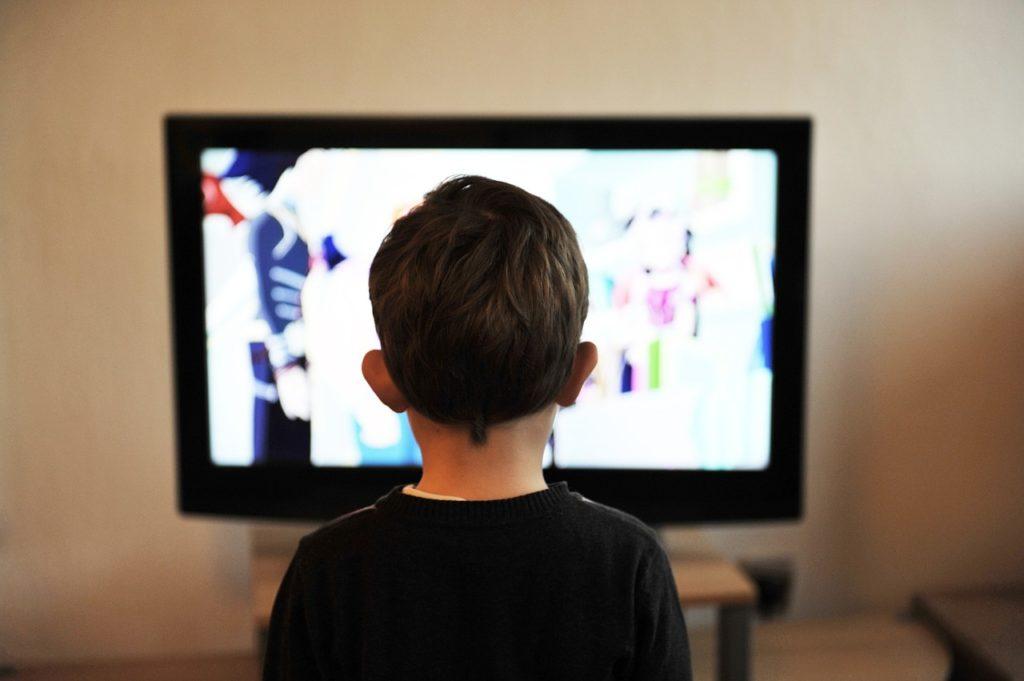 Televisión contaminación