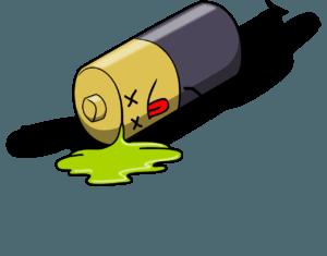 reciclar pilas o baterías