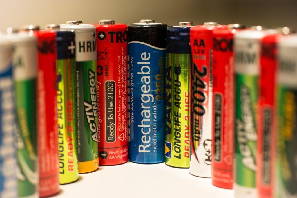 como reciclar pilas o baterías