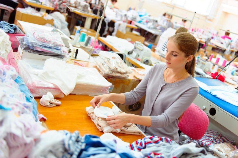 fábrica de ropa reciclaje
