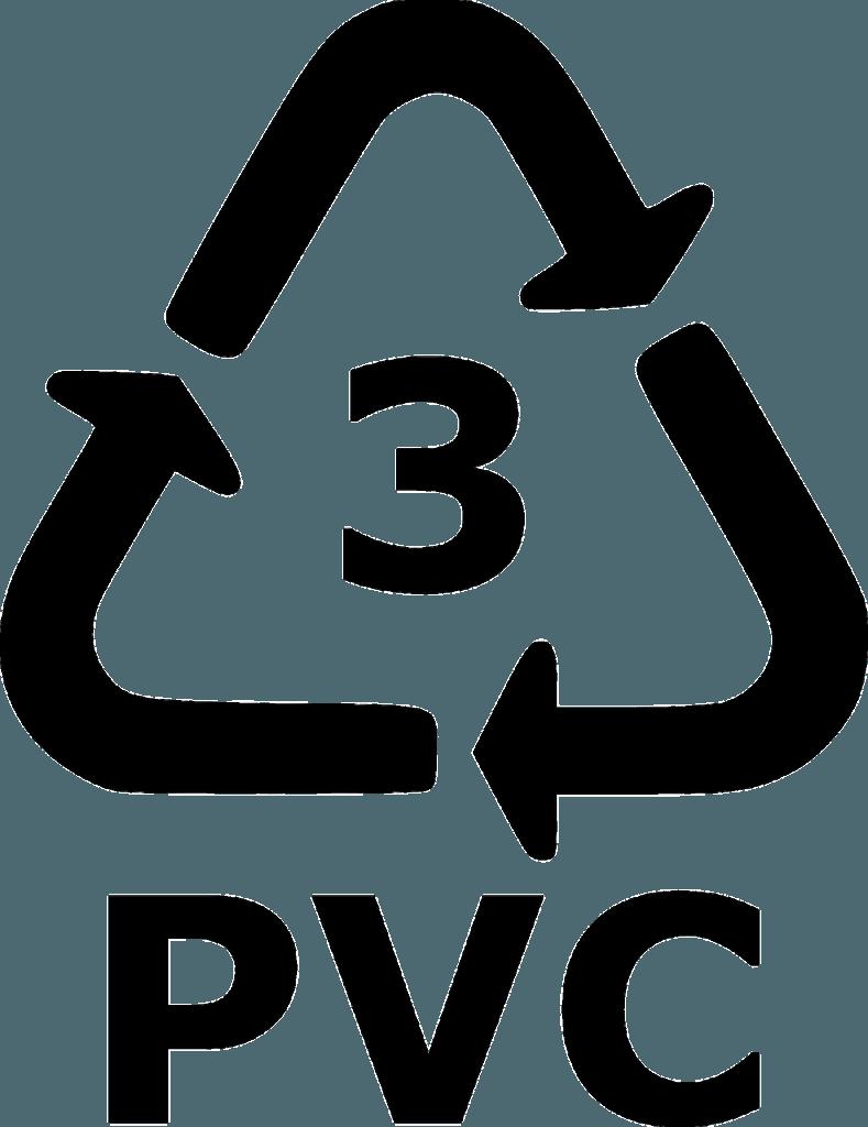 reciclaje de plástico PVC