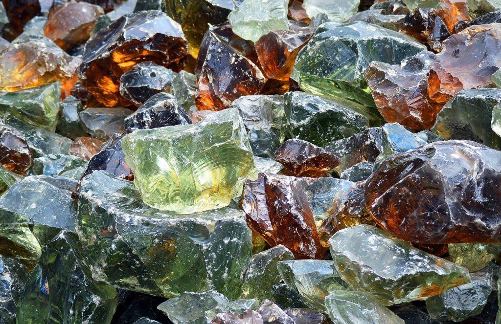 reciclar cristal