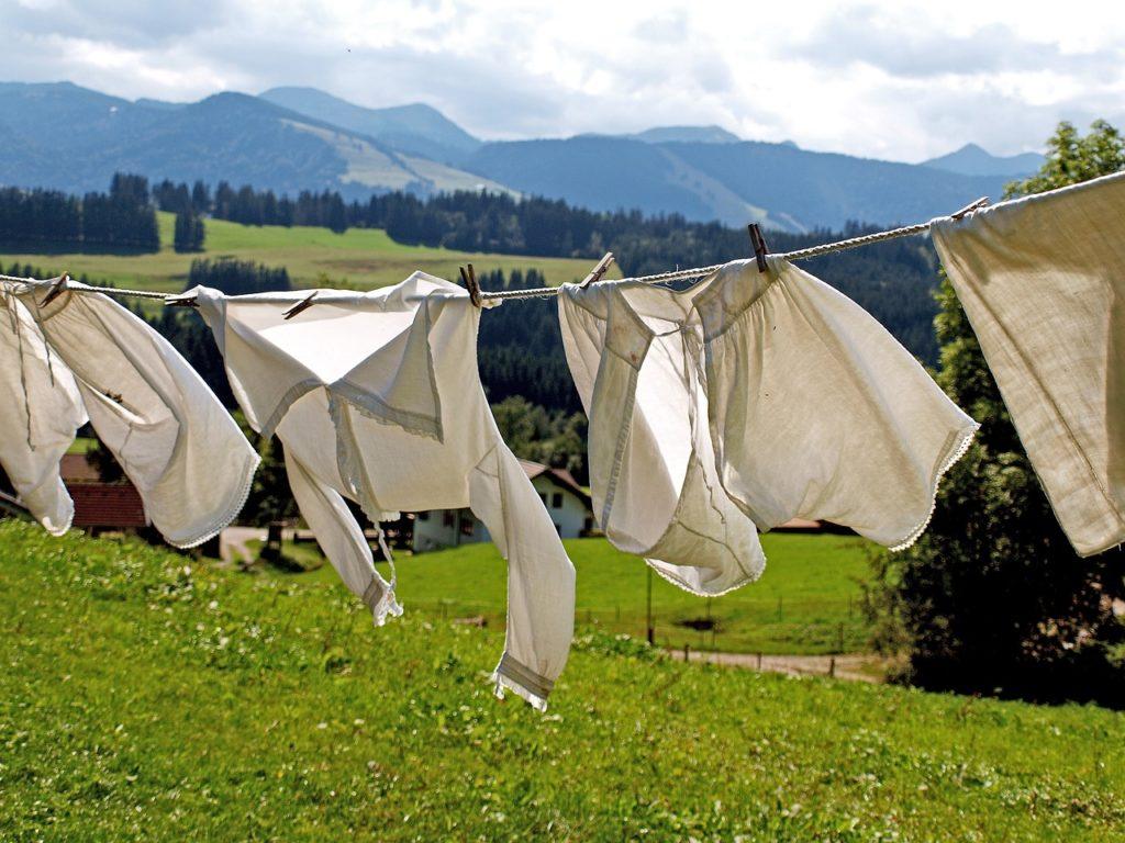 reciclaje de la ropa