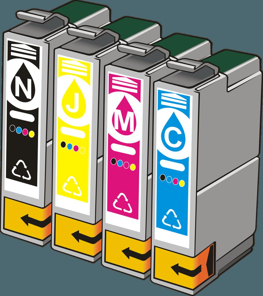 reciclar impresora tinta