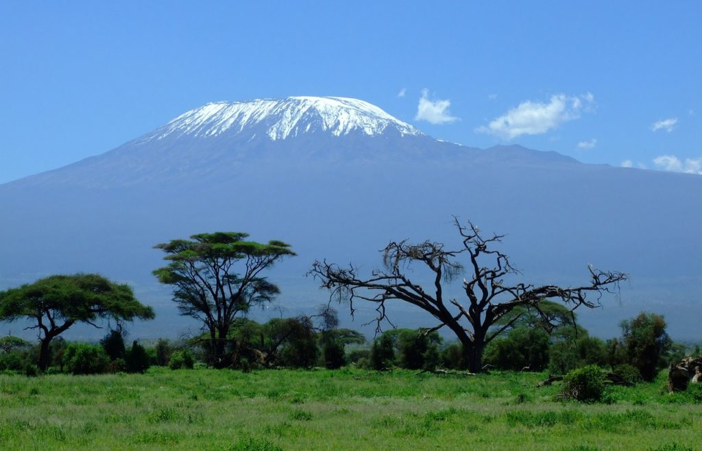 Amboseli parque nacional