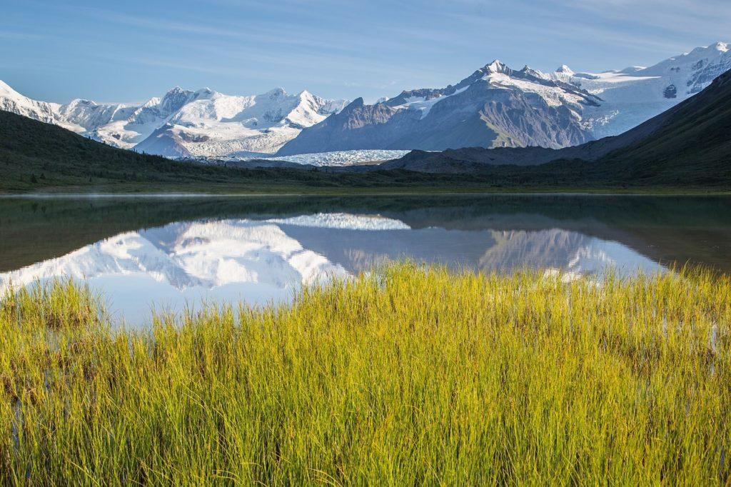 parque nacional Wrangell-San, Elías