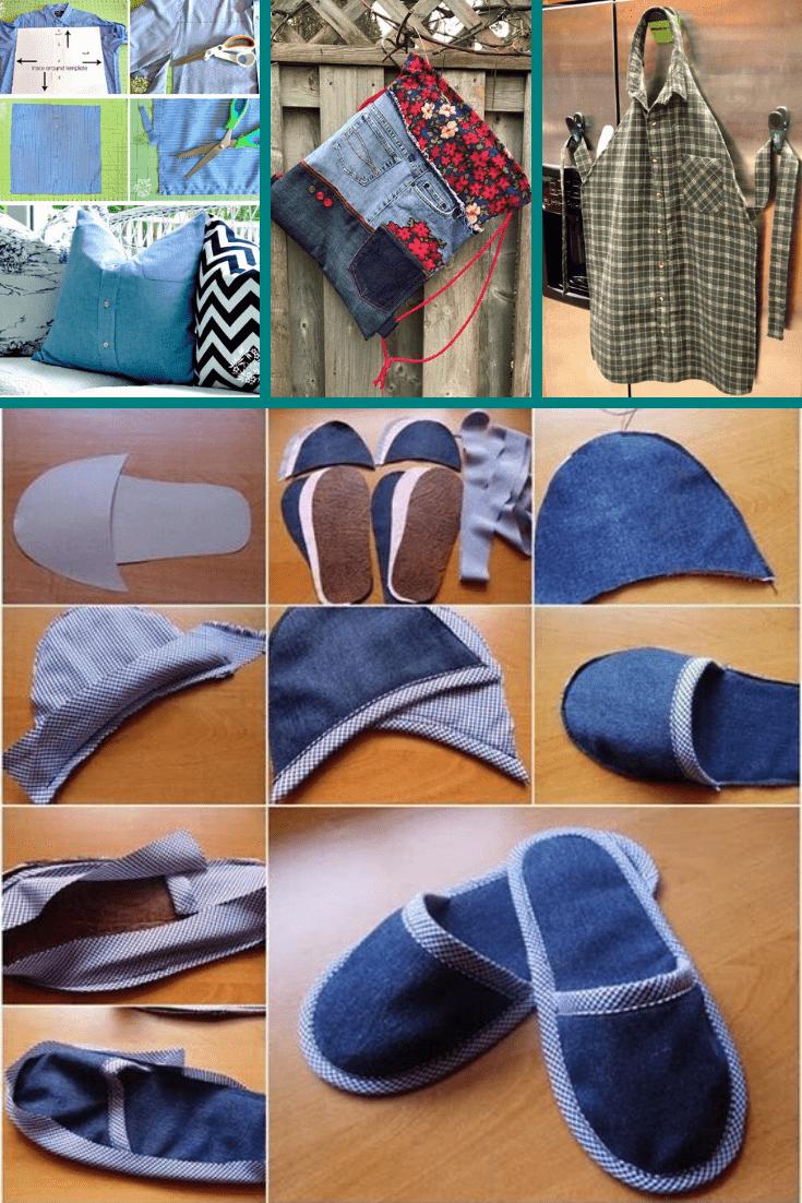 reciclaje de ropa