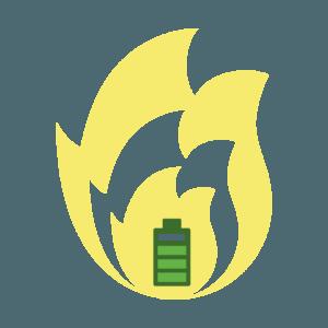 energía calorífica