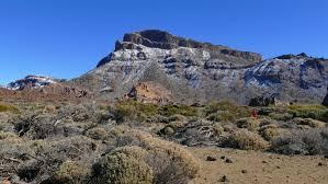 Alto de la Guajara volcán