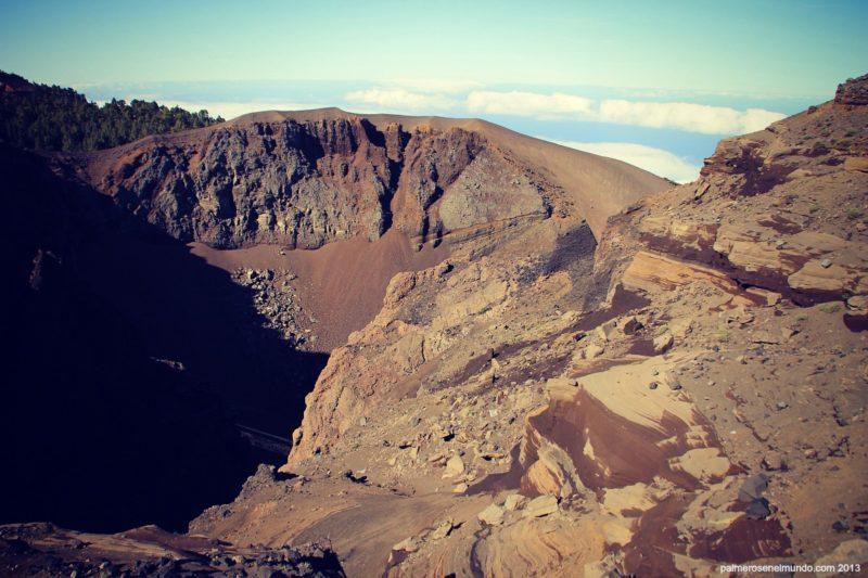San Juan volcán