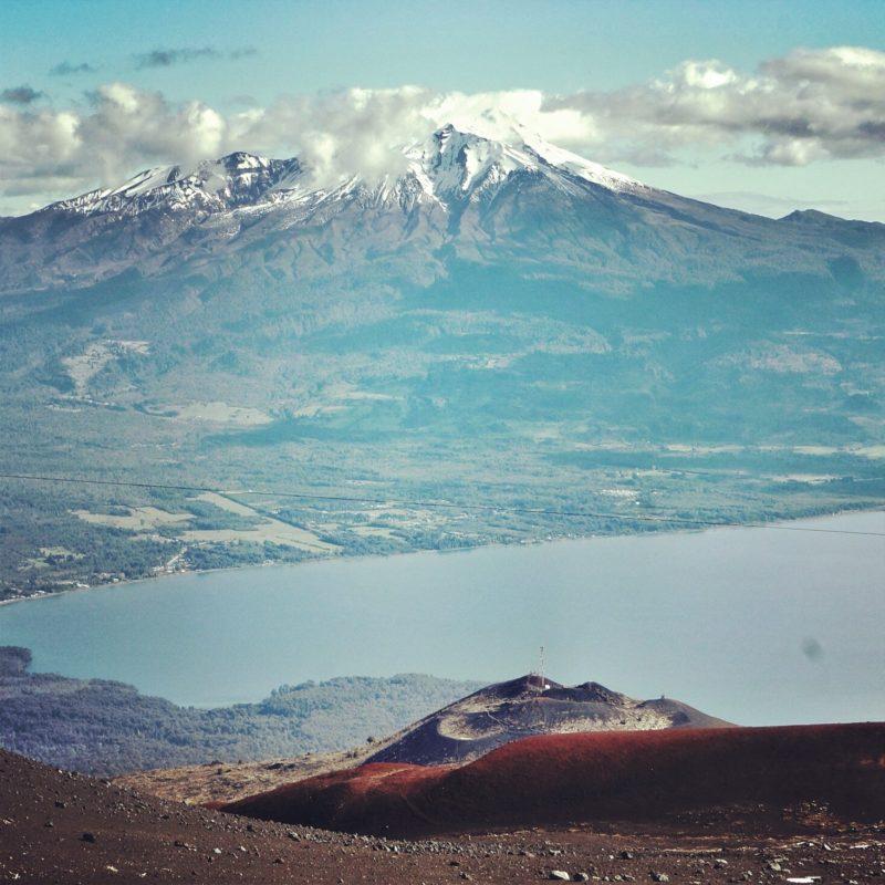 volcán Enmedio