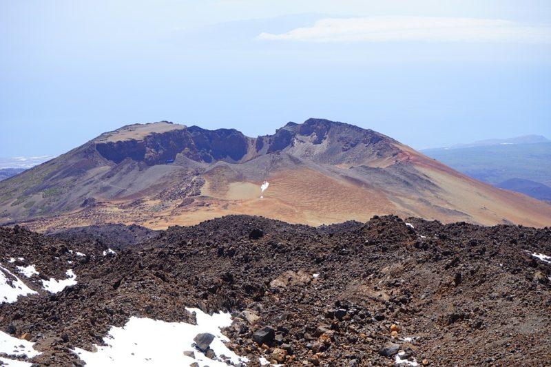 volcán Pico Viejo