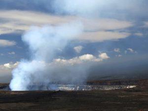 volcán caldera tipos de volcanes
