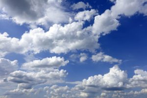 Colores puede Tener una Nube