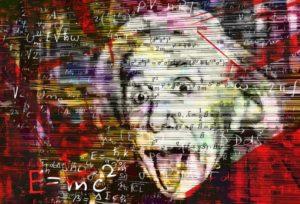¿Quién y cuándo se descubrió la energía relativista?