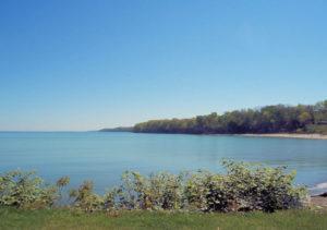 ¿Qué características tienen los Grandes Lagos? Erie