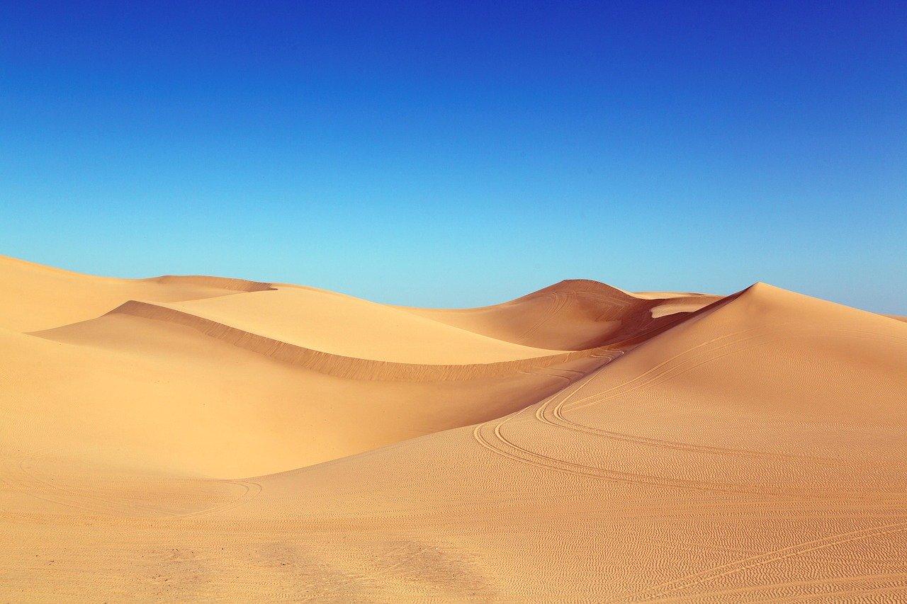 Qué es el desierto?