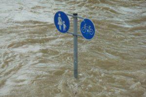 Inundaciones: efecto de la tecnología sobre el medio ambiente