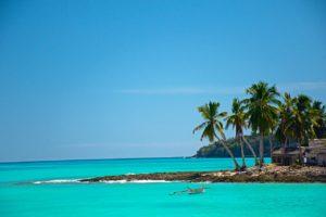 ¿Cómo es la temperatura en las islas oceánicas?