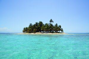 ¿Qué son las islas oceánicas?