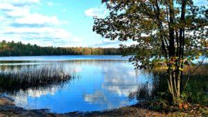 ¿Cómo son los suelos en los Grandes Lagos? Lago Michigan