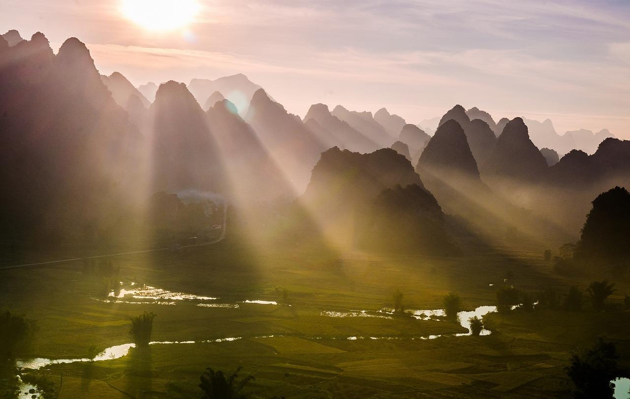¿Qué son los ríos de montaña?