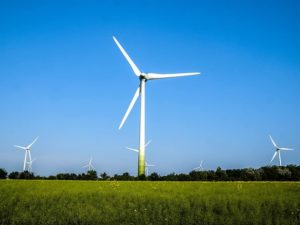 Aprovechar la energía de los fenómenos naturales - Energía eólica