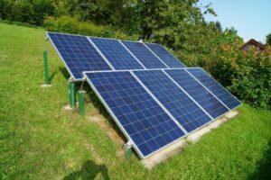 Aprovechar la energía de los fenómenos naturales - Energía solar fotovoltaica