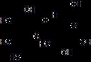 Cuántos disacáridos existen - Maltosa, isomaltosa, trehalosa y celobiosa