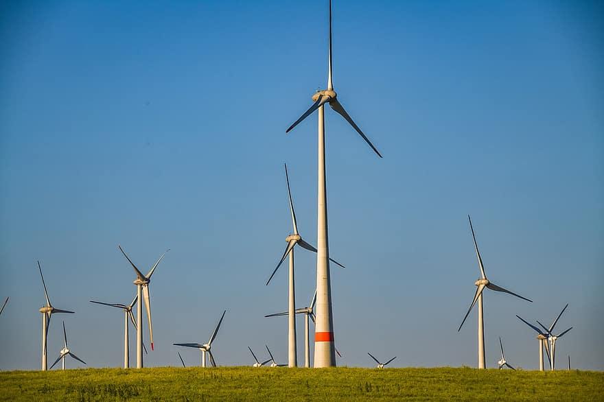 Principales desventajas de la energía eólica